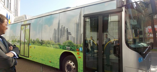 Programul integrat de transport public electric va fi funcţional într-un an la Suceava