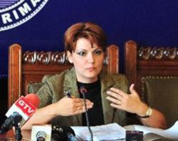 """Olguța Vasilescu: """"Absolut toți bugetarii vor avea, în sporuri, două norme de hrană și un voucher de vacanță"""""""