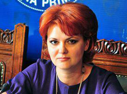 Olguţa Vasilescu către protestatarii din administraţie: Legea salarizării unitare va fi aşa cum a fost prezentată